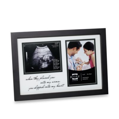 Sonogram Photo Frame