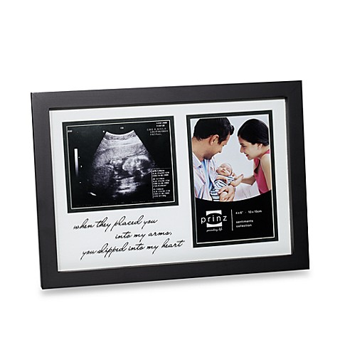 New Addition Sonogram Photo Frame