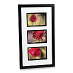 Via Venta Black Wood Collage Photo Frame