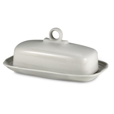 Mikasa® French Countryside Covered Butter Dish