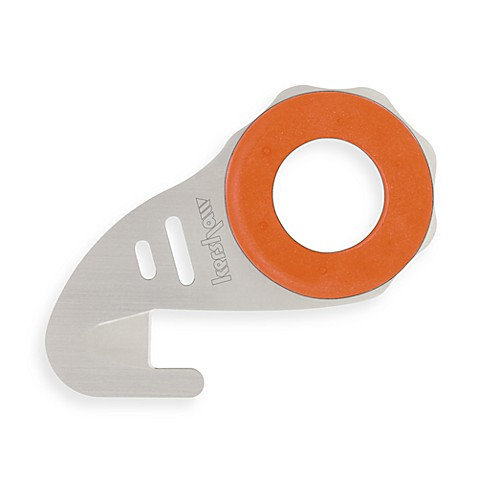 Kershaw® Finger Gut Hook in Orange