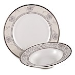 Naples Platinum 9-Inch Accent Plate