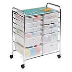 Studio Organizer Cart with Drawers