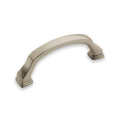 Amerock® Revitalize Satin Nickel 3-Inch Drawer Pull