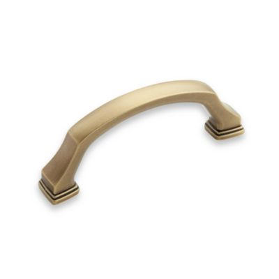 Amerock® Revitalize Gilded Bronze 3-Inch Drawer Pull