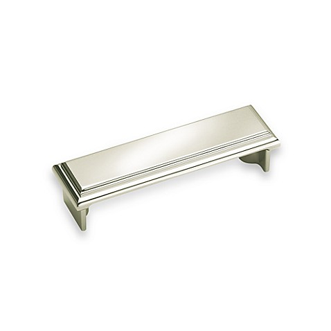 Amerock® Manor 3-Inch Cup Drawer Pull in Polished Nickel