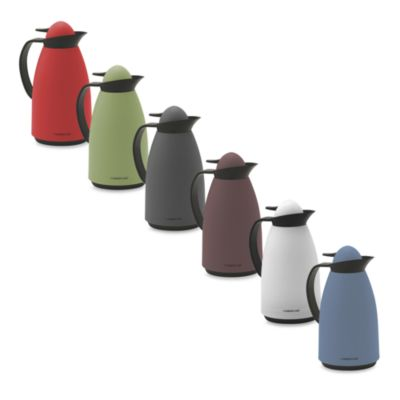 Brown Coffee Carafe