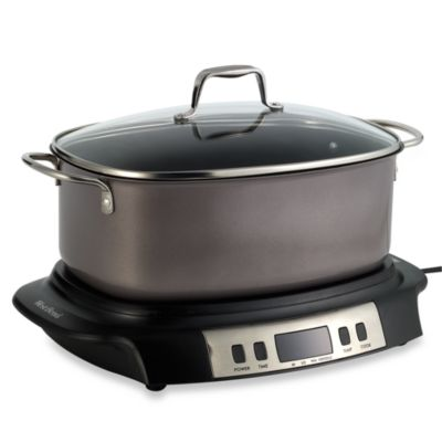 West Bend® 6-Quart Versatility Slow Cooker