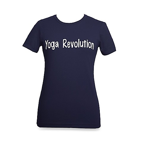 "Women's ""Yoga Revolution"" Medium T-Shirt"