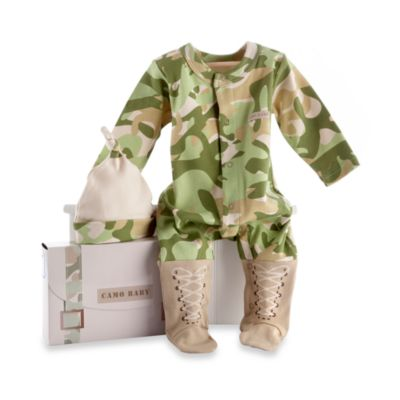 CamouFlage Baby Gift Sets