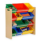 Honey-Can-Do Kids Toy Organizer and Storage Bins in Natural