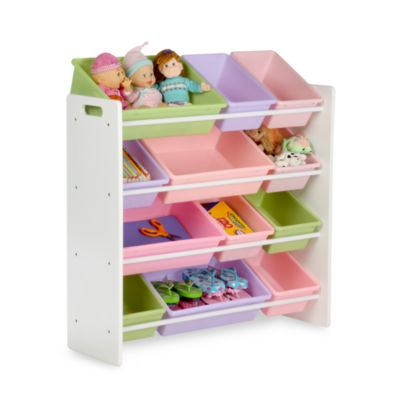 Pastel Toddler & Kids Playroom
