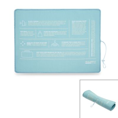 Real Simple® Roll-Up Ironing Pad