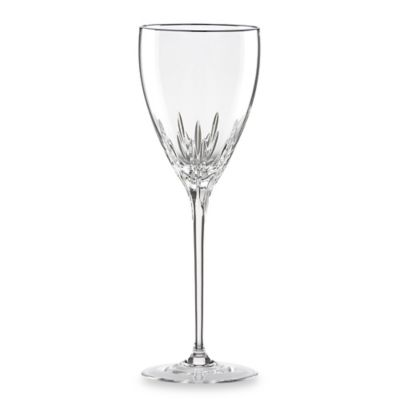 Lenox® Firelight® Platinum Signature 8-Ounce Wine Glass