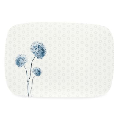Simply Fine Lenox® Watercolor Indigo Blue 16-Inch Platter