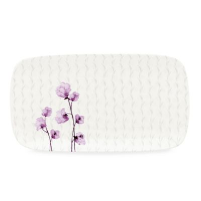 Simply Fine Lenox® Watercolor Amethyst 11 3/4-Inch Tray