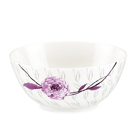 Simply Fine Lenox® Watercolor Amethyst 7-Inch Serving Bowl