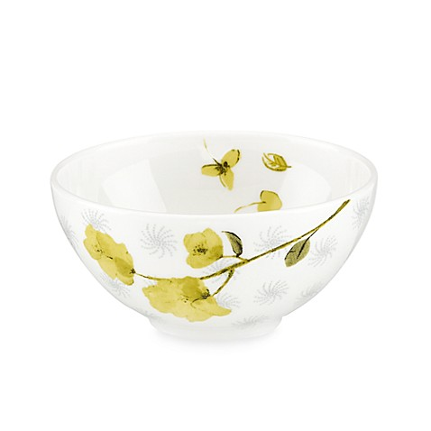 Simply Fine Lenox® Watercolor Citrus 4-Inch Dipping Bowls (Set of 3)