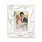 Lenox® True Love 5-Inch x 7-Inch Porcelain Photo Frame
