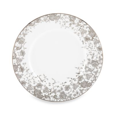 Marchesa by Lenox® French Lace 9-Inch Accent Plate