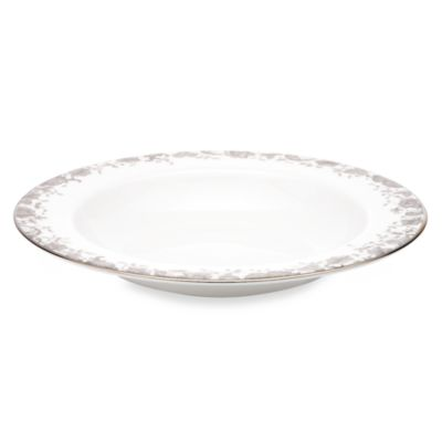 Marchesa by Lenox® French Lace 12-Ounce Rim Soup Bowl