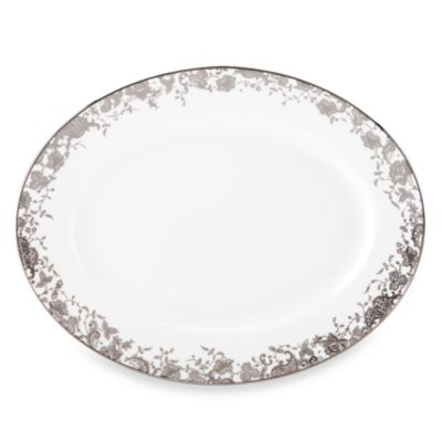 Marchesa by Lenox® French Lace 13-Inch Platter