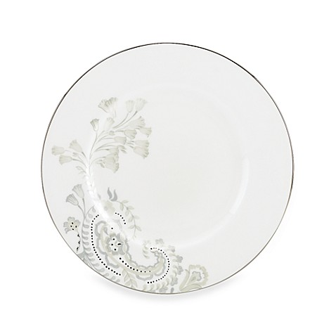 Marchesa by Lenox® Paisley Bloom 9-Inch Accent Plate