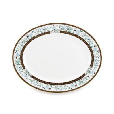 Marchesa by Lenox® Palatial Garden Oval Platter
