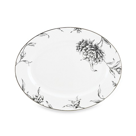 Marchesa by Lenox® Floral Illustrations 13-Inch Platter