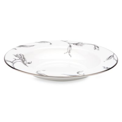 Marchesa by Lenox® Floral Illustrations 9-Inch Rim Soup Bowl