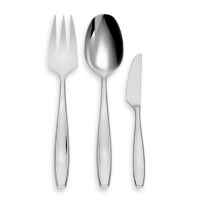 Dansk® Classic Fjord II 3-Piece Flatware Hostess Set