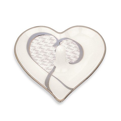 Lenox® True Love Ring Holder