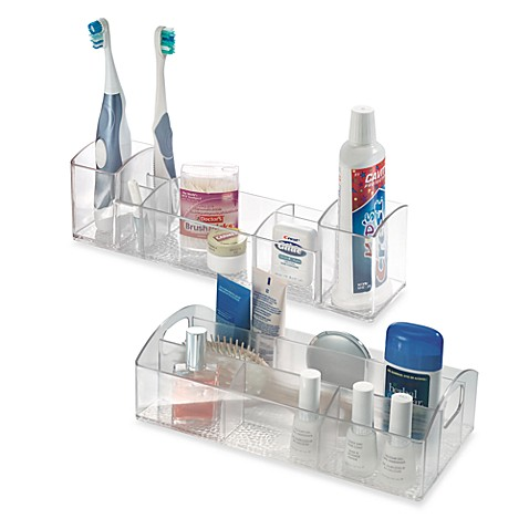 Interdesign Rain Medicine Cabinet Organizers Bed Bath