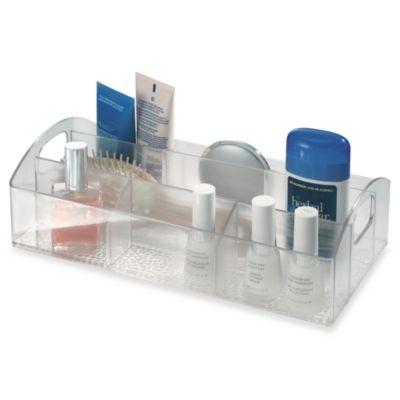 InterDesign® Rain 12-Inch Medicine Cabinet Organizer