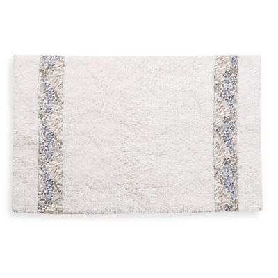 Blue Croscill Bath Rug