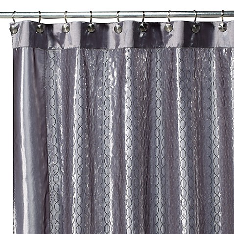 Infinity 72-Inch x 84-Inch Fabric Shower Curtain