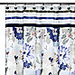 Croscill® WaterColor Floral 70-Inch x 72-Inch Fabric Shower Curtain
