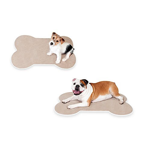 Microdry® Ultimate Luxury Memory Foam Linen Pet Mat
