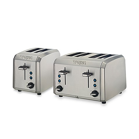 Waring Pro Series Stainless Steel Toasters