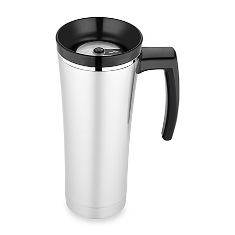 Thermos® Sipp™ Vacuum Insulated Travel Mug - White