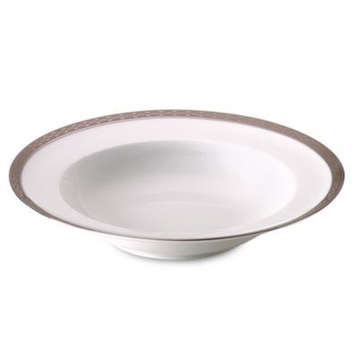 Crown Platinum 8 1/4-Inch Rim Soup Bowl