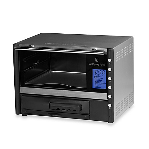 Wolfgang Puck Countertop Convection Oven : Wolfgang Puck Dual Toaster Oven / Pizza Oven with Convection ...