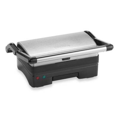 West Bend® Model 6113 Grill & Panini Press