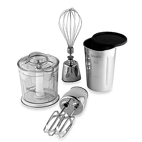 Dualit® Immersion Blender Accessories Kit