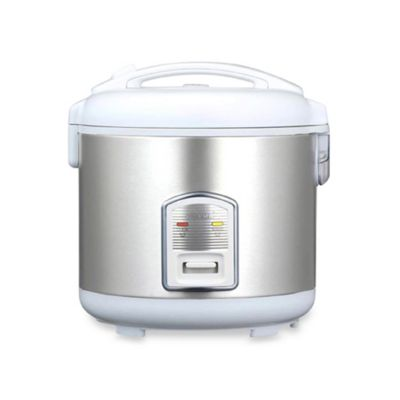Oyama Model CFS-F18W 10-Cup Stainless Steel Rice Cooker/Warmer/Steamer