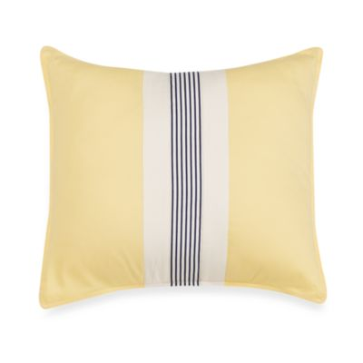 Nautica® Prospect Harbor 18-Inch Square Toss Pillow