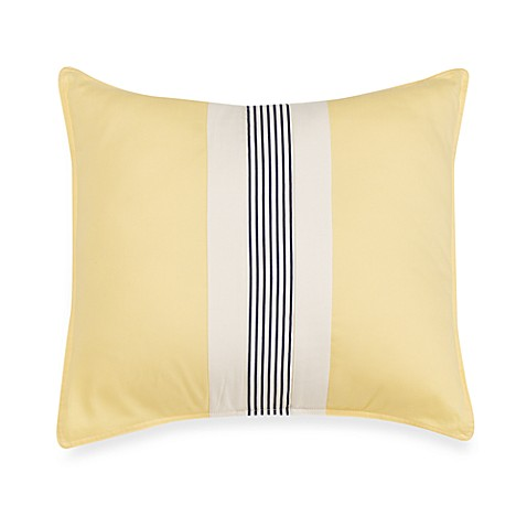 Buy Nautica Prospect Harbor 18-Inch Square Throw Pillow from Bed Bath & Beyond