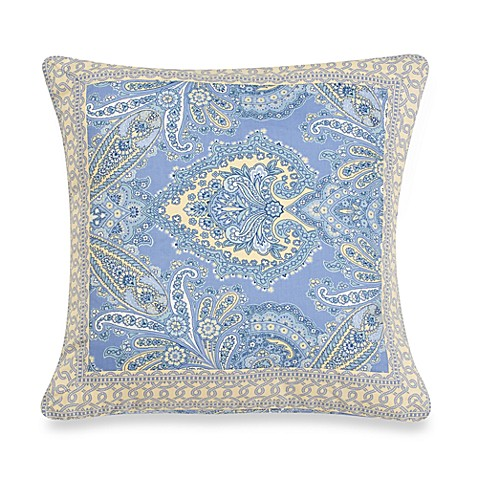 Laura Ashley® Prescot Square Throw Pillow