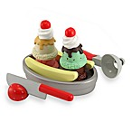 Melissa & Doug® Wood Ice Cream Sundae Set
