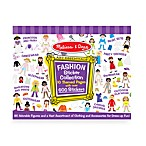 Melissa & Doug® Fashion Sticker Collection